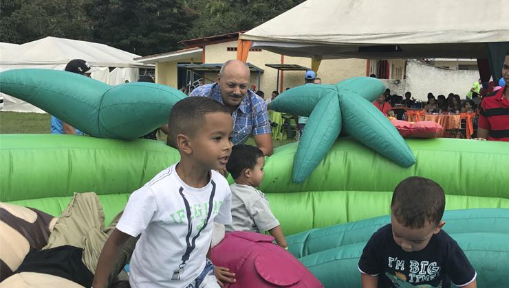 Fiesta Infantil 2017
